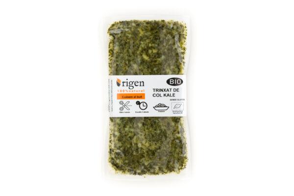 """""""Trinxat"""" de Col Kale y Patata BIO"""
