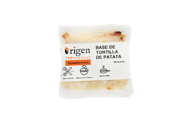 Tortilla Patata (Base)